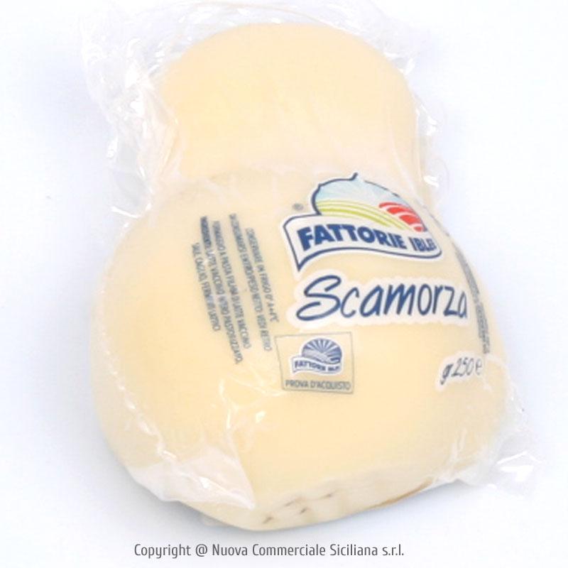 SCAMORZA BIANCA GR 250*