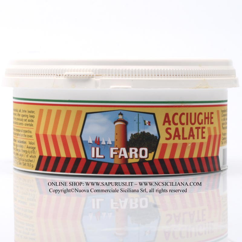 ACCIUGHE SALATE