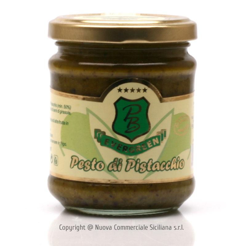 PESTO DI PISTACCHIO GR 190