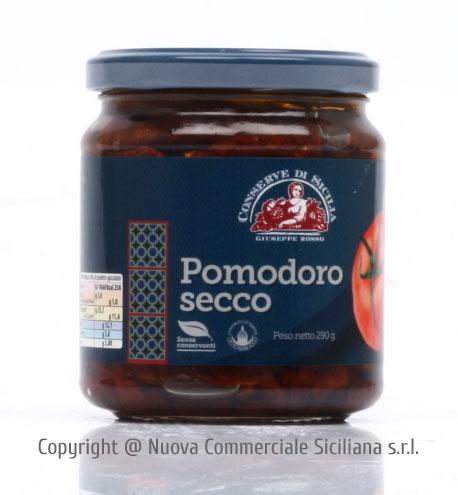 POMODORO SECCO CONSERVE DI SICILIA GR 290