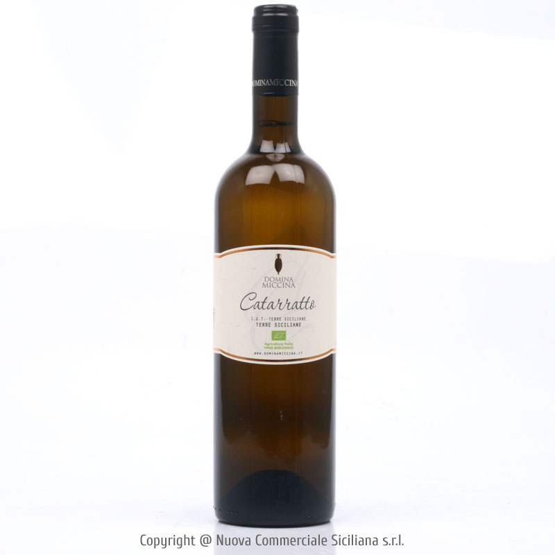 C&C CATARRATTO TERRE SICILIANE IGT 2018 - SICILIA/BIANCO CL 75