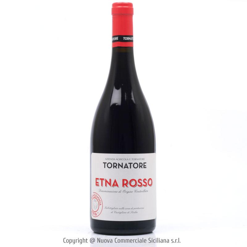 TORNATORE ETNA ROSSO DOC 2016 - SICILIA/ROSSO CL 75