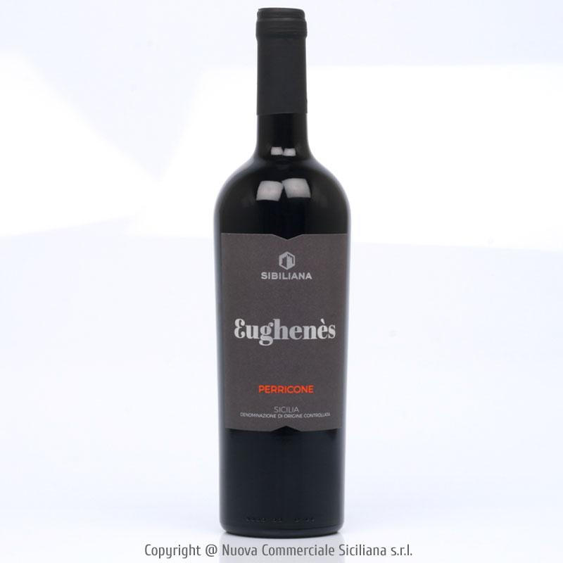 EUGHENES PERRICONE  DOC 2016 - SICILIA/ROSSO CL 75