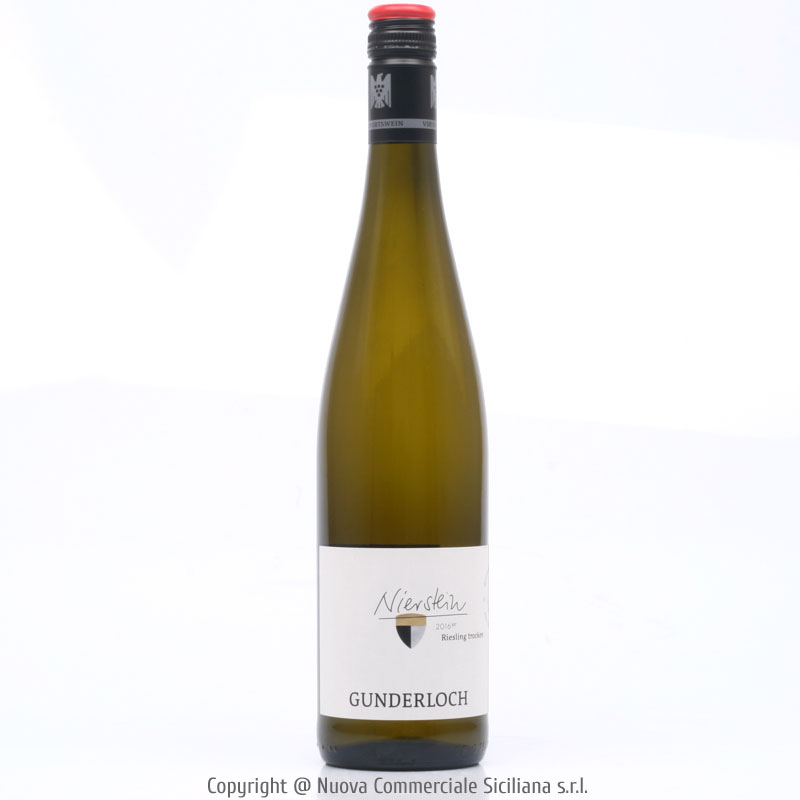NIERSTEIN RIESLING TROCKEN 2016 - GERMANIA/BIANCO CL 75