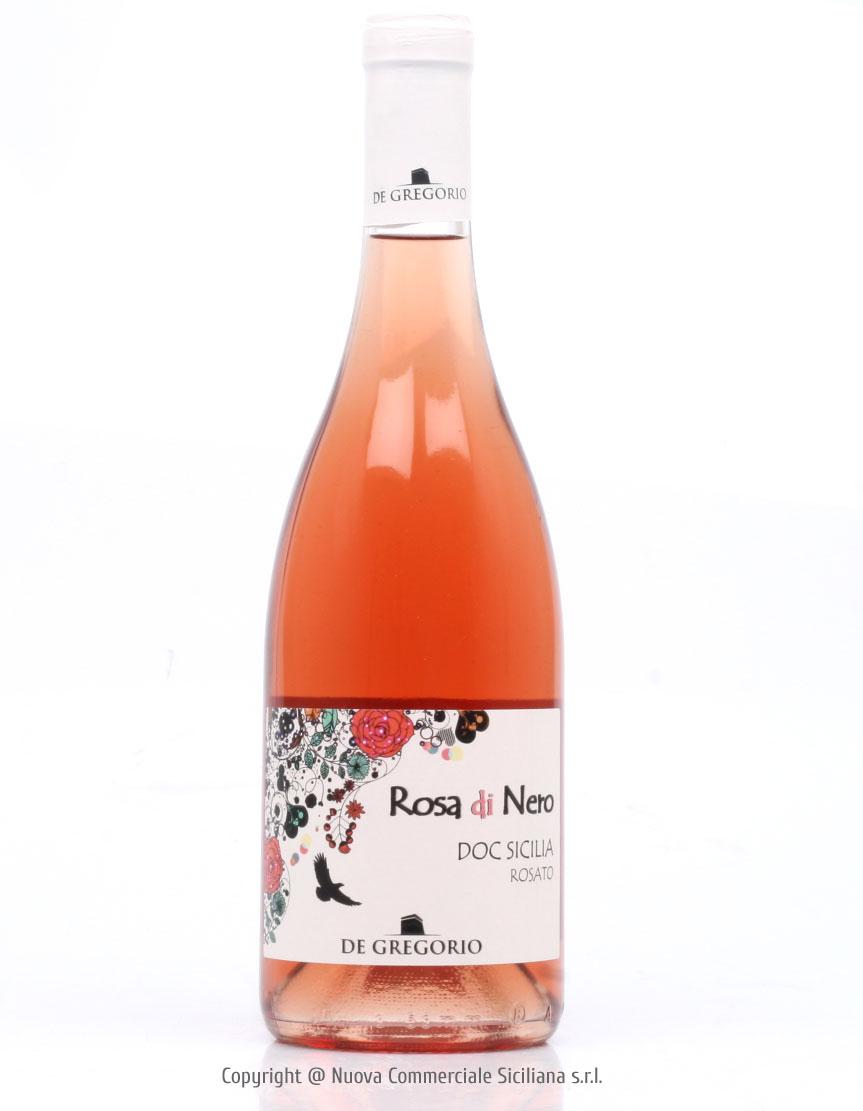 ROSA DI NERO DOC SICILIA 2018 - SICILIA/ROSATO CL 75