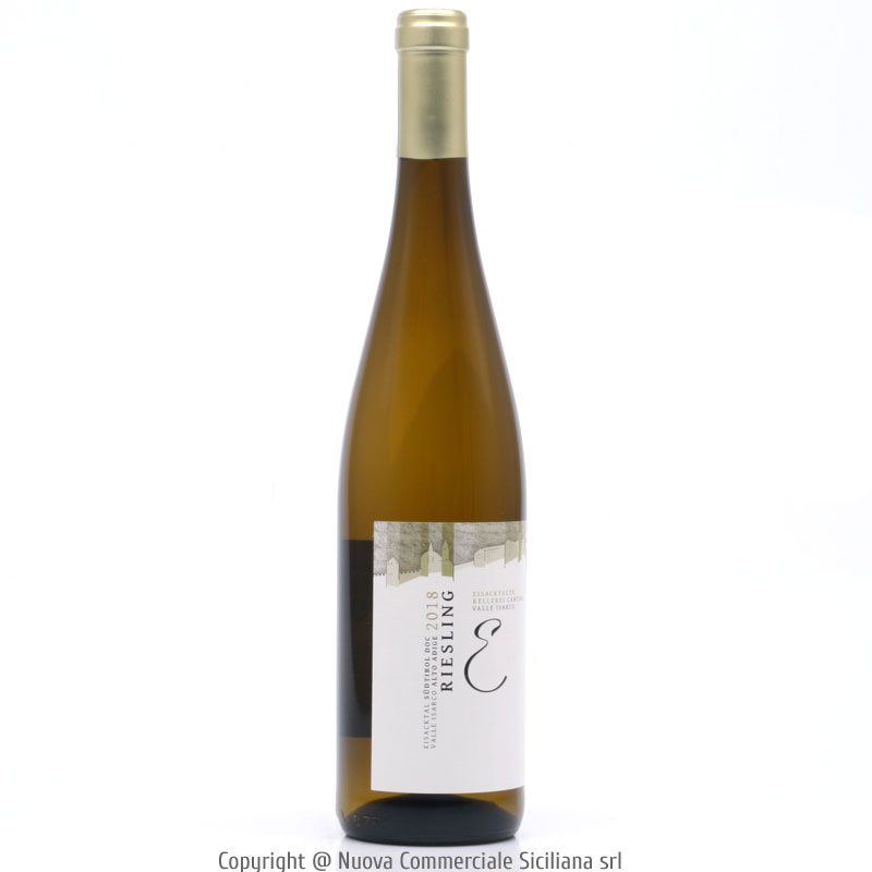 RIESLING ALTO ADIGE VALLE ISARCO DOC 2018 - ALTO ADIGE /BIANCO CL 75